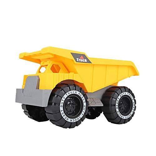INFILM Children Mini Excavator Vehicle Toy Baby Engineering Car Tractor Toy Model Dump Truck