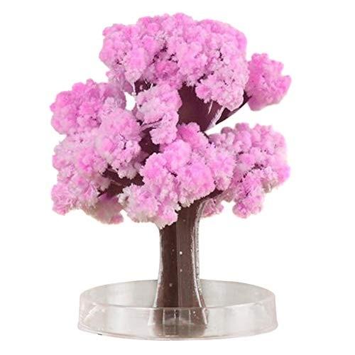 Magic Growing Tree Paper Sakura Crystal Tree