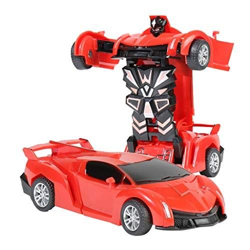 Sameno Baby Toys RC Car for Kids Transform Car Robot Deformation Car Model Toy