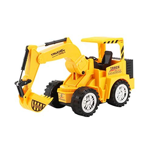 Jaromepower RC Wireless Dumper Truck Toy Remote Control Electric Engineering Vehicles