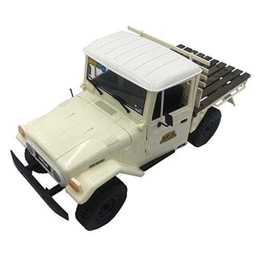 EAPTS 1:16 Scale Off-Road Truck Remote Control DIY RC Car WPL C44KM Metal Edition