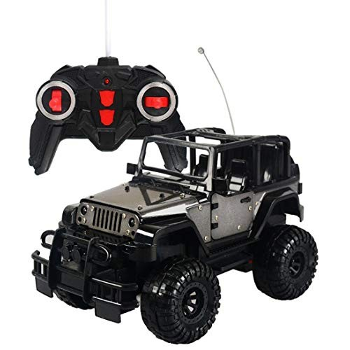 RICH-Po Electric Radio Remote Control Car1:18 Drift Speed Remote Control RC Truck Off-Road Vehicle