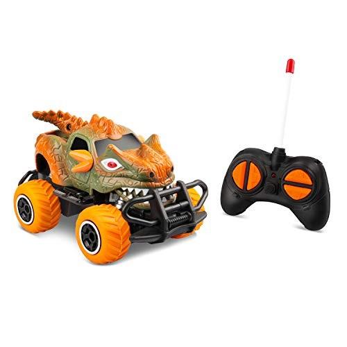 SLHFPX Mycaron RC Toys for 4-5 Year Old Boys Dinosaur Remote Control Cars Mini