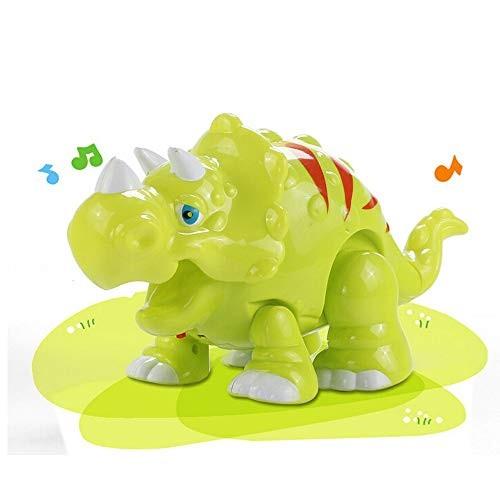Baishitop SUPPION Fashion Electric Dinosaur Universal Star Toys Light Music Funny Leisure Kids Model