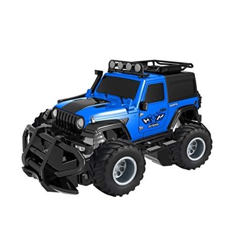 AllSeasons Mini 1/16 24G 4CH Remote Control Super Extreme Jeep High Speed Remote Control
