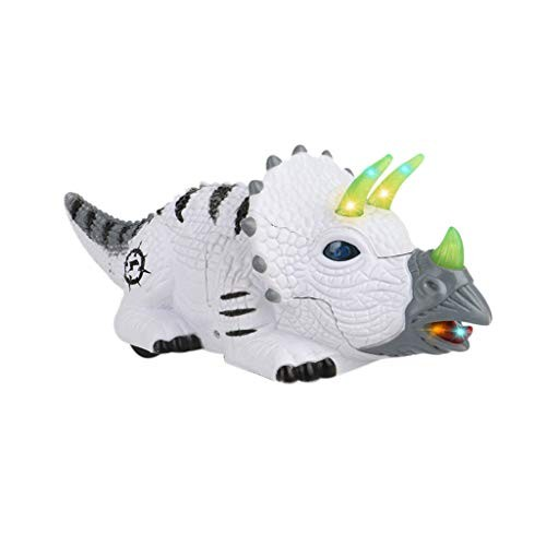 CZYCO Electric Universal Deformation Dinosaur Toy Car With Music Lighting Gift
