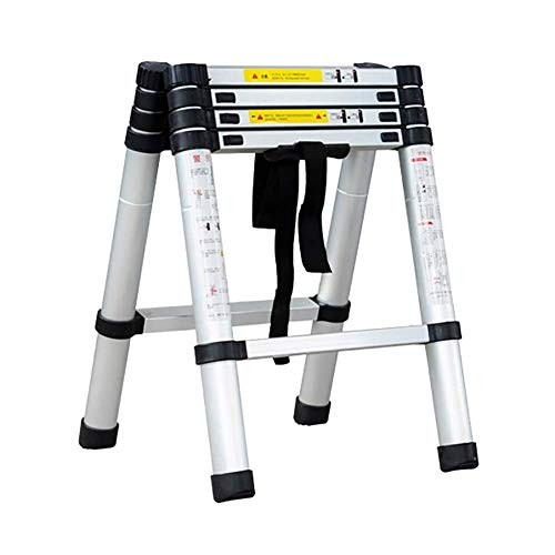 LADDER Telescopic LaddersFoldable Herringbone Ladders for Engineering Heavy Duty Multi Purpose Professional Extension 330Lbs Load 46Ft 66Ft 85Ft 85Ft 105Ft29m 95ft