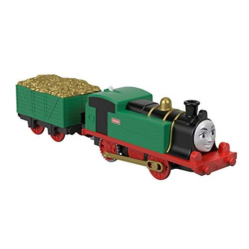Thomas & Friends Fisher-Price Trackmaster Gina Motorized Toy Train Engine for preschoolers Ages 3 Years and Older