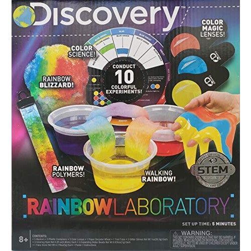 Discovery Rainbow Laboratory
