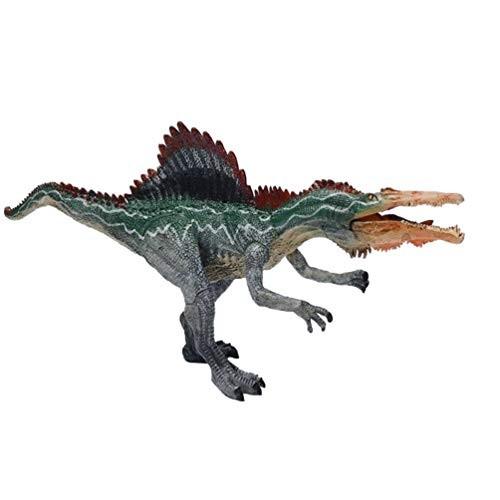 Jurassic Dinosaur Figure Realistic Spinosaurus Toys Simulation Action Model for Children Birthday Gift
