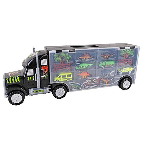 Urban Kit Vehicle Carrier Toy   Kids Toy Car Holder   Toy Cars and
