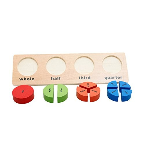 Color Shape Recognition Wooden Geometric Board Sorting Block Toys Kids Learning Building Blocks Geometry Matching Teaching aids