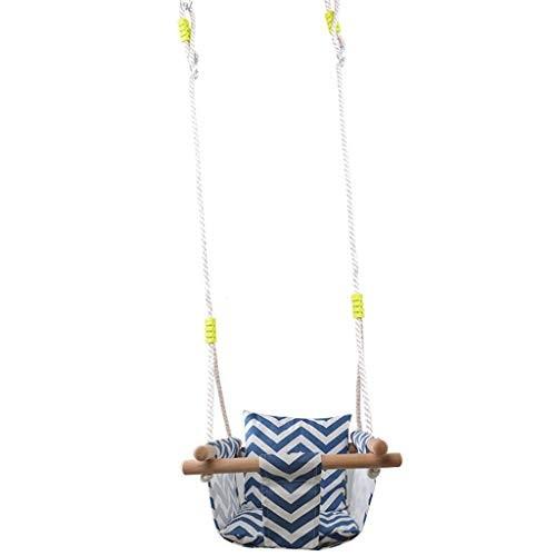 Sports & Outdoor Swings Infant Hanging Chair Children's Canvas Swing Indoor Home Outdoor Folding