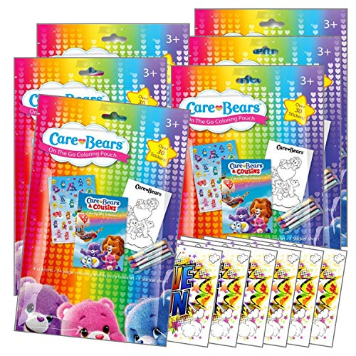 Girls Stickers Activity Books for Kids Bundle Includes Separately Licensed GWW Bookmarks /& Reward Stickers