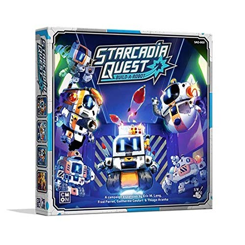 CMON Starcadia Quest Build-a-Robot