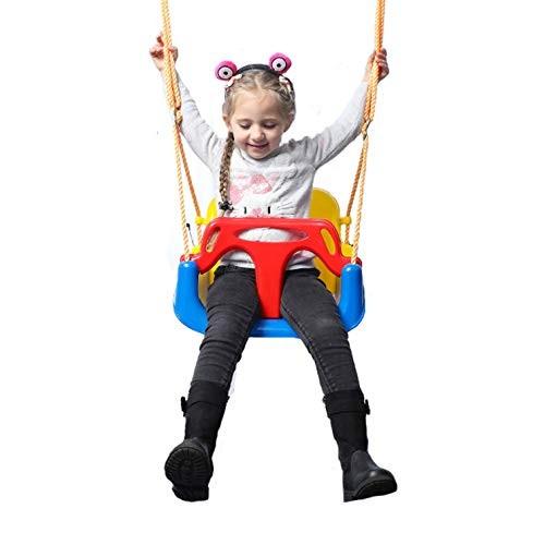 IFOYO Kids Swing Seat 3 in 1 Toddler Swing Chair Secure Swing Seat Detachable