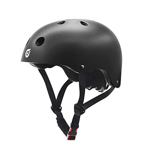 Hiboy Adjustable Helmet Bike and Skateboard Helmet Suitable for Toddler Kids & Adults Multi-Sport