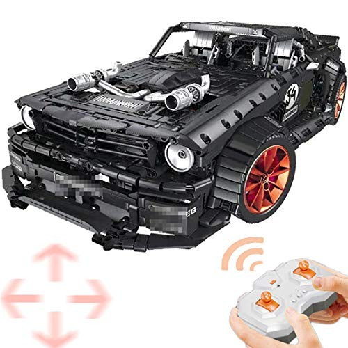 Lingxuinfo 3181Pcs Racing Car MOC Building Blocks and Engineering Toy Compatible with Major Brands 1 10 Sports RC Kit