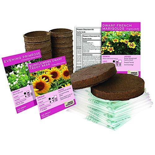 Growing Flowers Classroom Kit Item # CLSBLOOM
