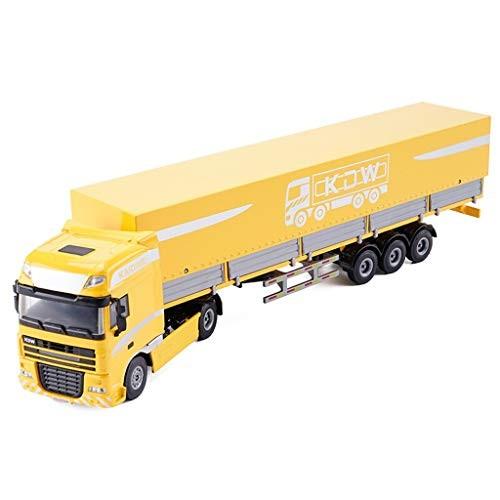 SxET-Model car Model Engineering Vehicle Toy Super Truck Die Casting 1 50 Alloy