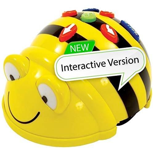 TTS New Bee-Bot Programmable and Educational Floor Robot Rechargeable