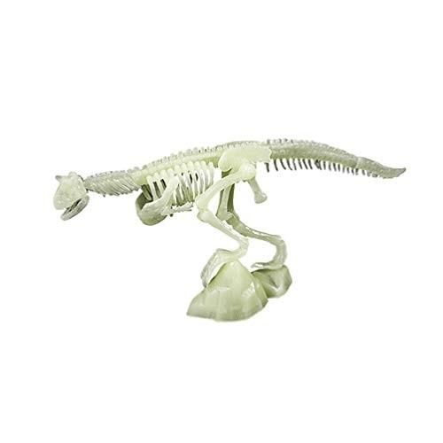 Dinosaur Excavation Kits DIY Dig Dino Assemble Model Luminous Skeleton Crafts Science Education Gift for Carnotaurus