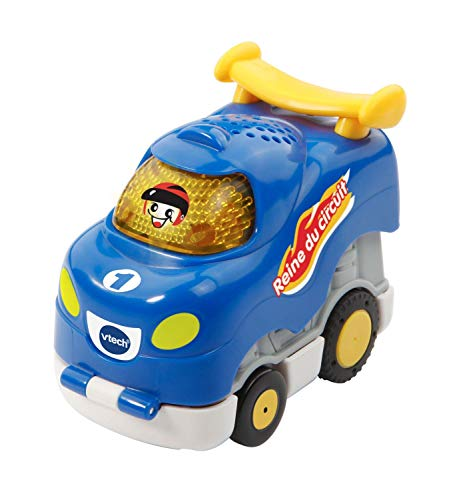 VTech Press & Race Fanny The Racing car French Toy