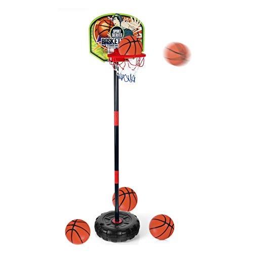 Mini Toddlers Basketball Hoop Set Exercise N Play Easy Score Toddlers Basketball Set with