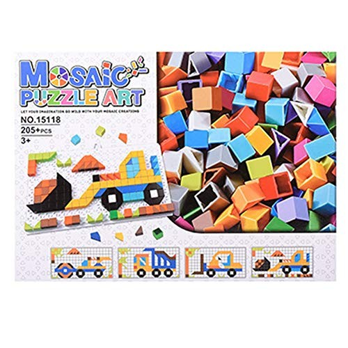 Alician Building Block Ocean World Engineering Vehicle Teaching Aid Early Education Toy Gift for Kids Series Toys