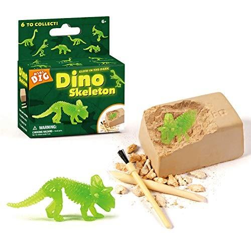 Dinosaur Excavation Kits For KidsDino Dig T-RexTriceratops and DiplodocusDinosaur Fossil Children's Popular Science Education Toys – DIY TO-DigDinosuar20200416