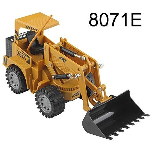 ExhilaraZ Hot New Toys 1 24 5CH Wireless Remote Control Engineering Car Excavator Vehicle Kids Toy
