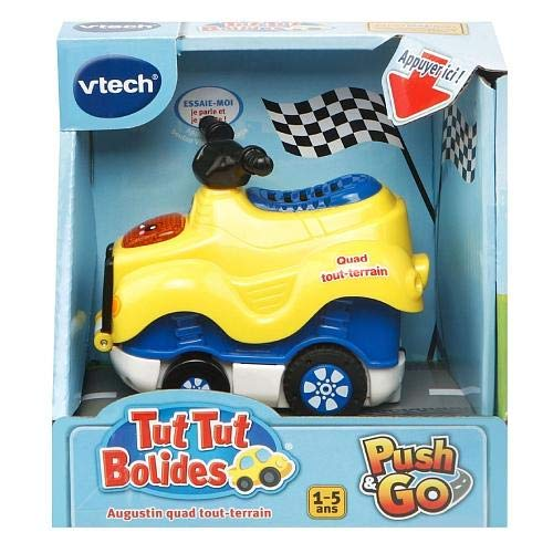 VTech TUT Bolide Augustin French Toy