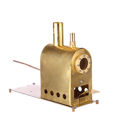 Mini Pure Copper Boiler of Output Without Steam Engine Shaft Diameter 4mm