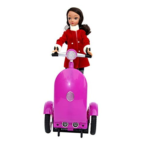 Smart Buddies Maria Coding Character on a Robotic Scooter – STEM Toys for Kids Manage Screen time and Learn to Code While at Home
