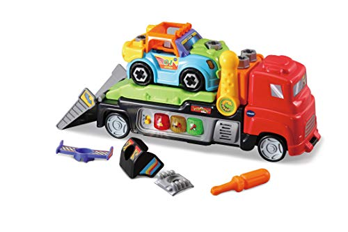 VTech fix and Learn car Carrier Educational Toy