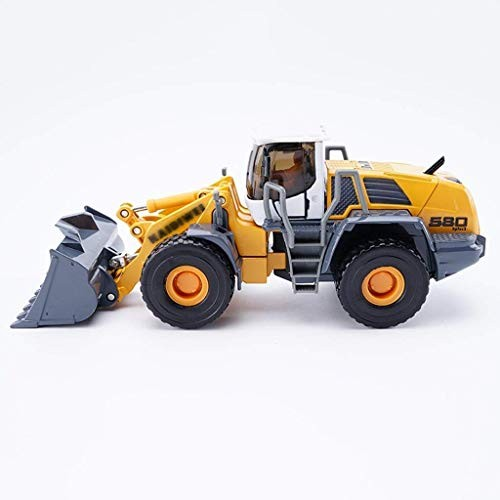 toy Boy Girl Child Car Modeleducational ToysModel 1 50 Loader Engineering Vehicle Model Simulation Alloy Children Metal Collection Gift Decoration 195x65x75Cm