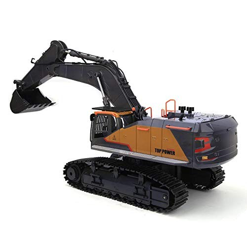 RC Truck 24 GHz Electronic Excavator Engineering Vehicle Remote Control Toy