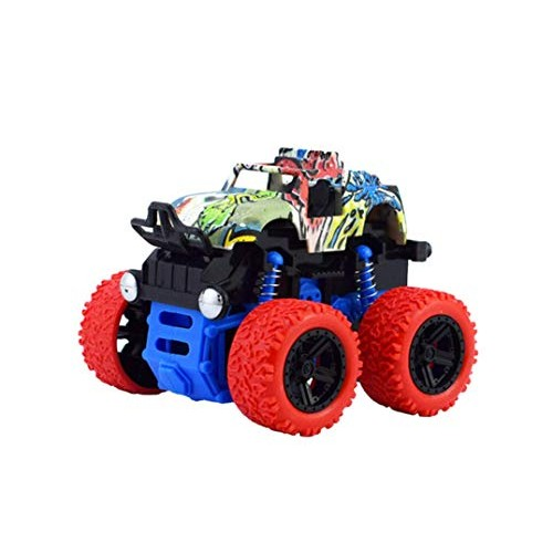 USAMS Boys Toys for Mini Monster Truck Car Gifts for 3-6 Year Old Kids
