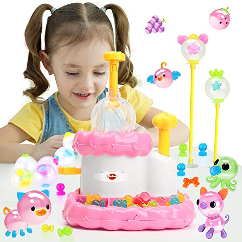 VATOS Kids DIY Bubble Craft Toys for Girls Ages Children Balloon Inflator Kit Handmade Art and Party Creative & Boys