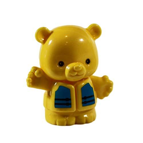 VTech Replacement Bathtub Captain Bear Figure Chuggin' Tunes Boat Toy