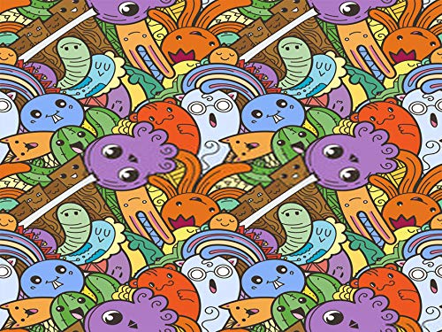 300 Piece Jigsaw Puzzles Anime Funny Doodle Monsters Coloring Books Line Strange Hugs 152×21 Adult Children Wooden Educational Toy Game Supplies for Home Decoration Creative Gift