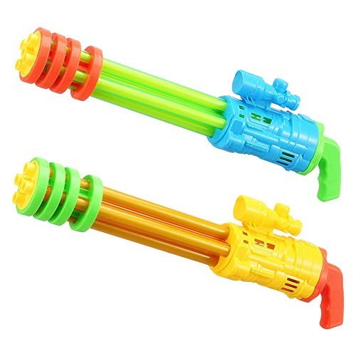 Hao-zhuokun Kids Water Gun ToysSummer Water Squirt Gun ShooterLightweight Blaster Swimming Pool Toys for