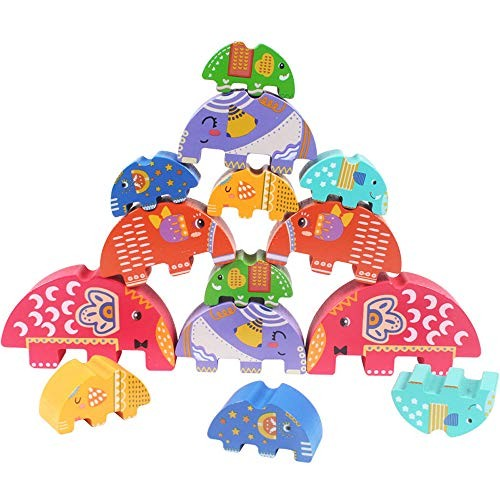 Elephant Building Blocks
