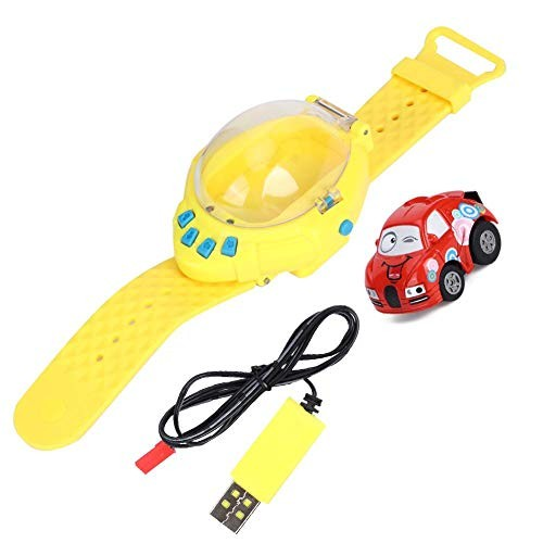 Zerodis 2 in 1 Mini Car Watch RC Vehicle with Gravity Sensor Electric Toy