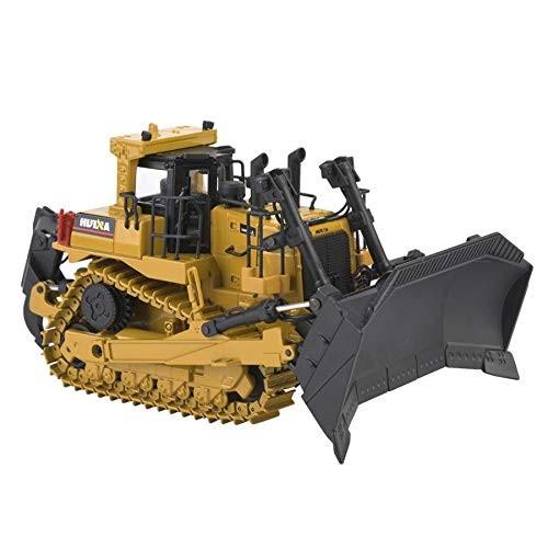Nobranded 1 50 Metal Caterpillar Bulldozer Forklift Engineering Construction Model Car Alloy Diecasts Crawler Collection Toys