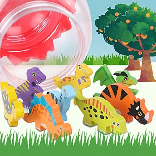 8pc Children Preschool Educational Dinosaur Birthday Baby Kids Toy – from My Dad Best Gifts 13 x 7 7cm
