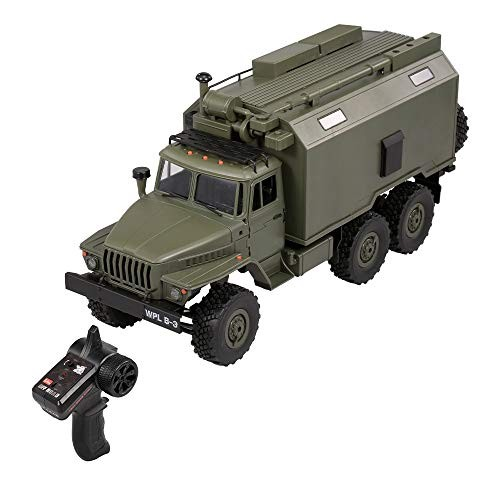1:16 Rc Car Military Command Vehicle Army Car Children Gift Kids Toy for Boys