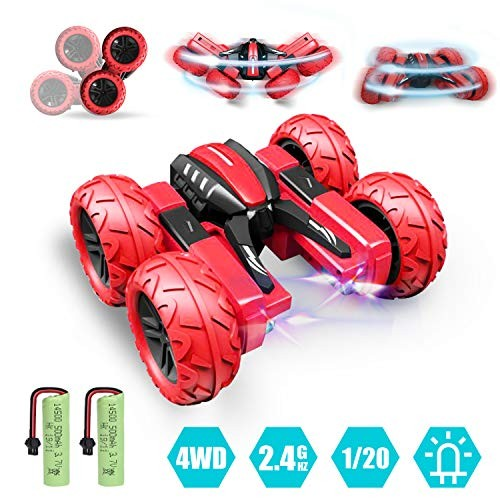 Seckton Remote Control RC Cars for Kids Age 6+ 24Ghz Outside Outdoor Toys Drift