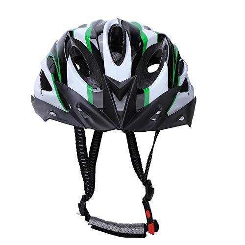 Liukouu Bicycle HelmetEPS Integrated Unisex Bicycle Riding Helmet Bike Head Protector Cycling Equipment Accessory