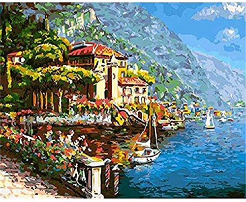 Generies Jigsaw Puzzles for Adults 1000 Piece Coloring Entertainment DIY Toys Creative Gift Home Decor
